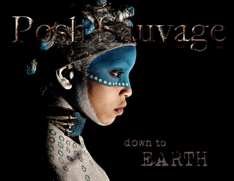 Posh Sauvage Earth Cover