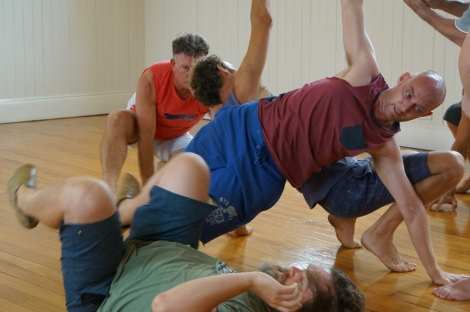 The Men's Dance Movement Project