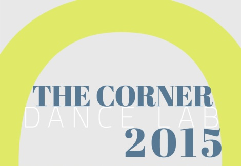 The Corner Dance Lab 2015 logo