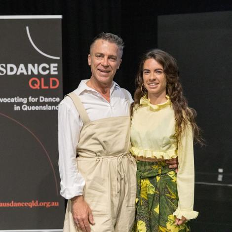 Philip Channells & Erika Goldsmith Get Qld Dancing